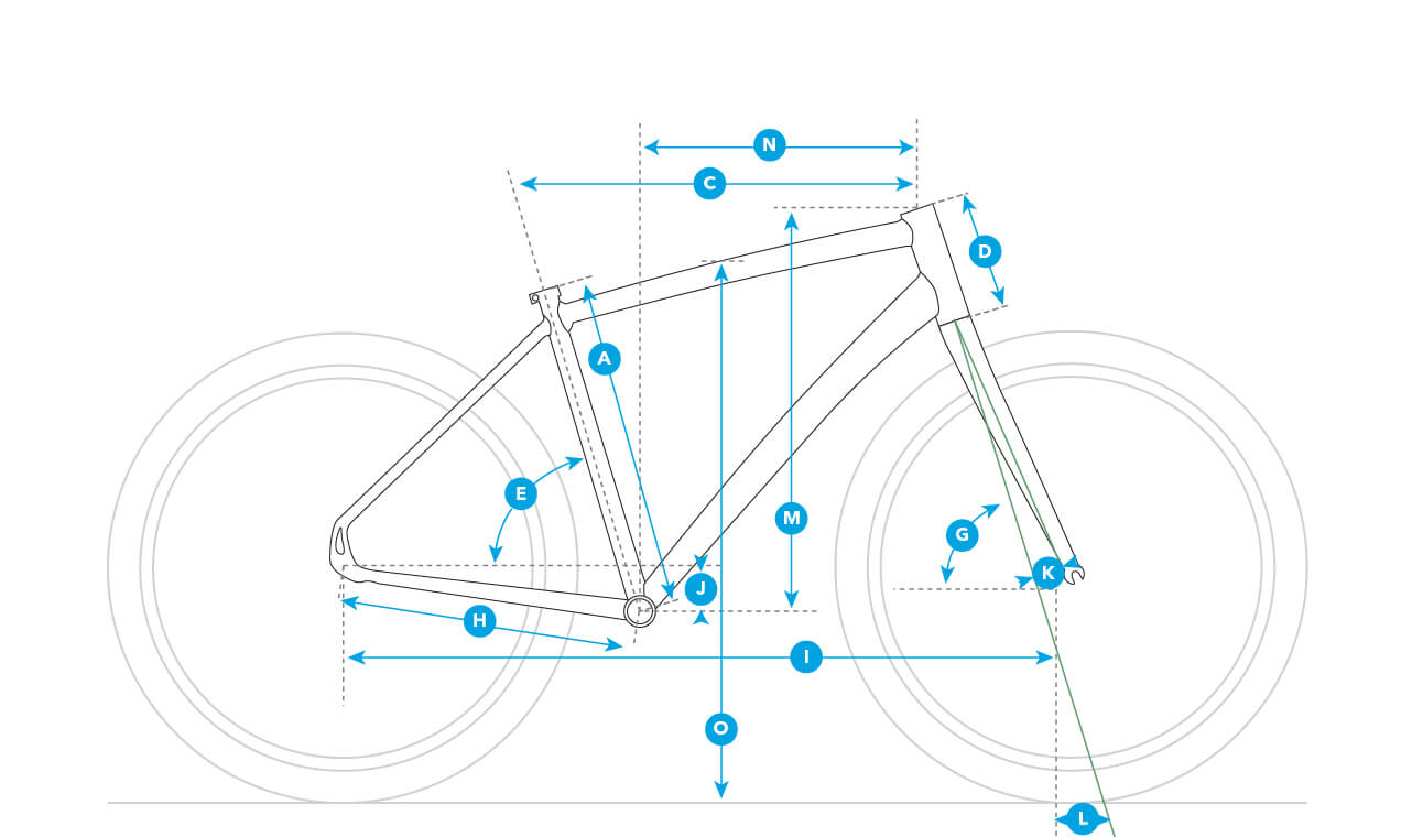 Fuji Bikes Absolute Carbon Bicycle Frame Diagram The Of Is Size Guide